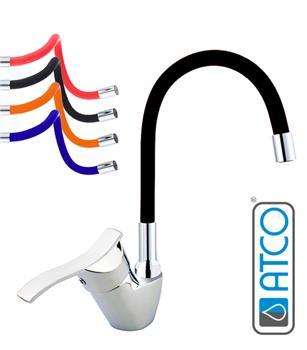 niederdruck mischbatterie einhandmischer boiler untertischger t schwarz ebay. Black Bedroom Furniture Sets. Home Design Ideas