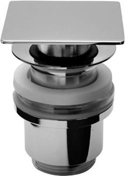 atco pu04 mit berlauf pop up ventil ablauf ablaufgarnitur excenter exzenter ebay. Black Bedroom Furniture Sets. Home Design Ideas